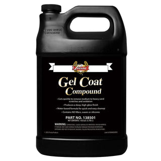 Presta Gel Coat Compound - 1-Gallon