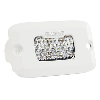 RIGID Industries SR-M Series Pro Diffused White Flush Mount