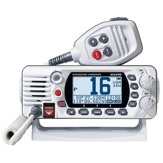 Standard Horizon GX1400 Fixed Mount VHF - White