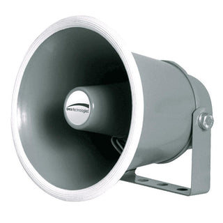 "Speco 6"" Weather-Resistant Aluminum Speaker Horn 8 Ohms"