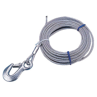 "Sea-Dog Galvanized Winch Cable - 3-16"" x 20'"