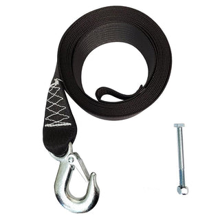 Rod Saver PWC Winch Strap Replacement - 12'