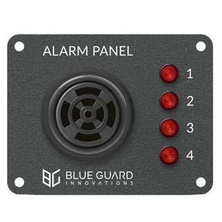 Blue Guard Innovations 4 Input Alarm Panel