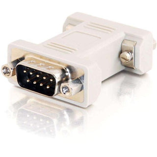 C2G DB9 Male to DB9 Female Port Saver Adapter