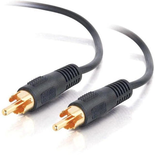 C2G 12ft Value Series Mono RCA Audio Cable