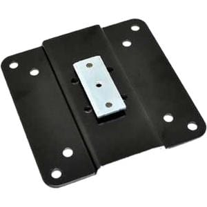 Ergotron StyleView Mounting Adapter for Flat Panel Display - Black