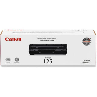 Canon No. 125 Original Toner Cartridge