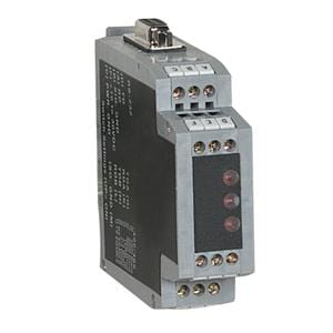 Black Box RS-232 to RS-422-RS-485 DIN Rail Converter