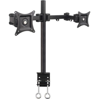 "SIIG Articulating Dual Monitor Desk Mount - 13"" to 27"""