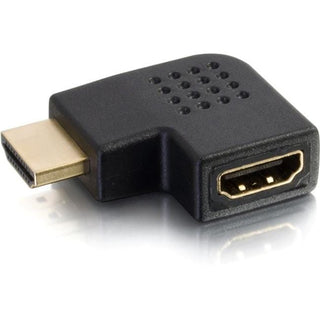 C2G Right Angle HDMI Adapter - Left Exit