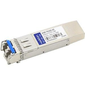 AddOn Avago AFBR-701SDZ Compatible TAA Compliant 10GBase-LR SFP+ Transceiver (SMF, 1310nm, 10km, LC, DOM)