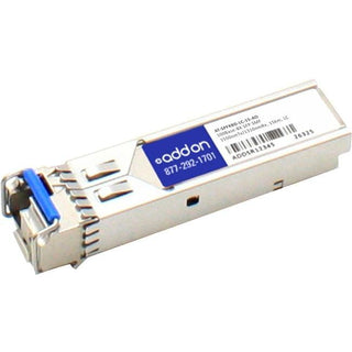 AddOn Allied Telesis AT-SPFXBD-LC-15 Compatible TAA Compliant 100Base-BX SFP Transceiver (SMF, 1550nmTx-1310nmRx, 15km, LC)