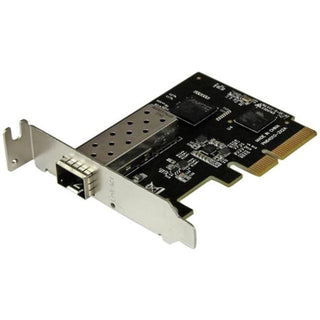 StarTech.com PCI Express 10 Gigabit Ethernet Fiber Network Card w- Open SFP+ - PCIe x4 10Gb NIC SFP+ Adapter