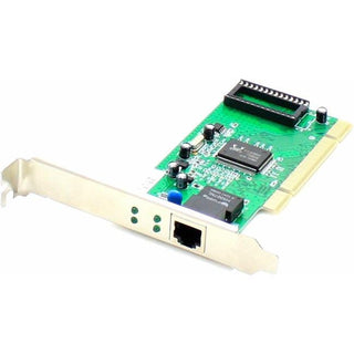 AddOn Netgear GA311NA Comparable 10-100-1000Mbs Single Open RJ-45 Port 100m Copper PCI Network Interface Card