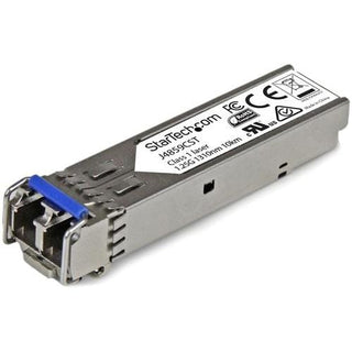 StarTech.com HP J4859C Compatible SFP Module - 1000BASE-LX Fiber Optical SFP Transceiver - Lifetime Warranty - 1 Gbps - Maximum Transfer Distance: 10 km (6.2 mi)