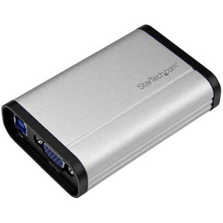 StarTech.com VGA Video Capture Card - 1080p 60fps Game Capture Card - Aluminum - Game Capture Card - HD PVR - USB Video Capture