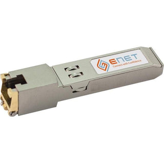 Cisco Compatible GLC-TE - Functionally Identical 1000BASE-T SFP Copper 100m RJ-45 Extended Temp.