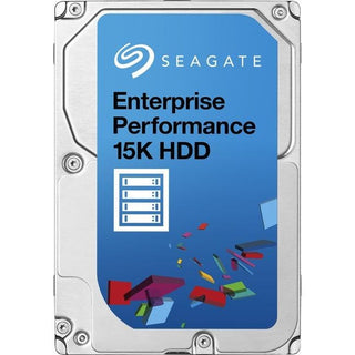 "Seagate 15K.6 ST300MP0006 300 GB Hard Drive - 2.5"" Internal - SAS (12Gb-s SAS)"