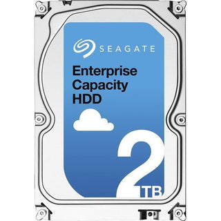 "Seagate ST2000NM0008 2 TB Hard Drive - 3.5"" Internal - SATA (SATA-600)"