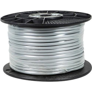 Monoprice 6 Wire, Stranded, Silver - 1000ft
