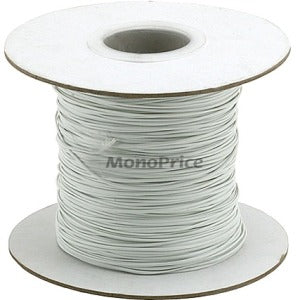 Monoprice Wire Cable Tie 290M-Reel - White