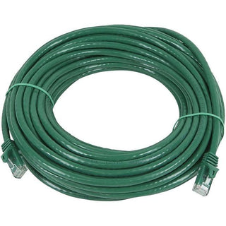 Monoprice FLEXboot Series Cat5e 24AWG UTP Ethernet Network Patch Cable, 75ft Green