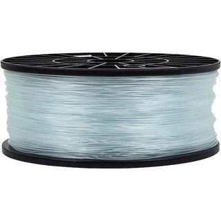 Monoprice Premium 3D Printer Filament PLA 1.75MM 1kg-spool, Crystal Clear
