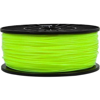 Monoprice Premium 3D Printer Filament PLA 1.75MM 1kg-spool, Fluorescent Yellow