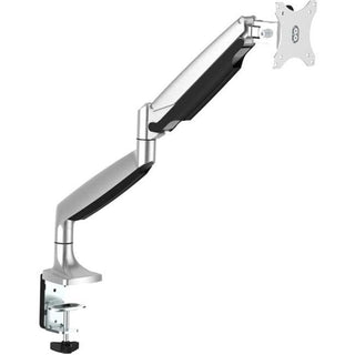 "StarTech.com Articulating Monitor Arm - Single Monitor Stand - Monitors up to 32"" - Aluminum - VESA Mount - Monitor Desk Mount"