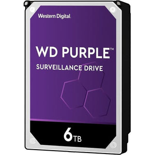 WD Purple 6TB Surveillance Hard Drive