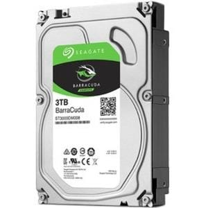 "Seagate BarraCuda ST3000DM007 3 TB Hard Drive - 3.5"" Internal - SATA (SATA-600)"
