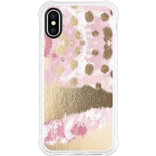 OTM Phone Case, Tough Edge, Abstract Dots