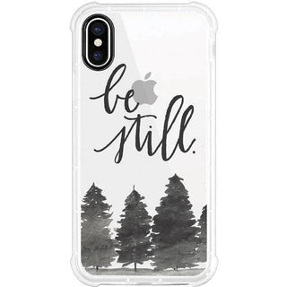OTM Phone Case, Tough Edge, Be Still