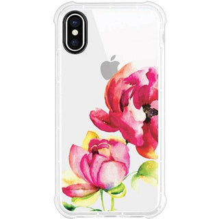 OTM Phone Case, Tough Edge, Brilliant Bloom