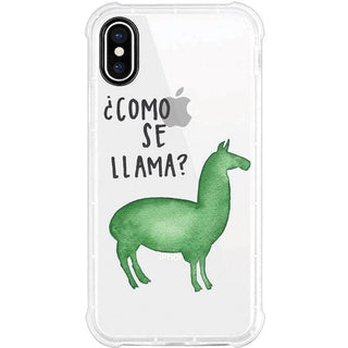 OTM Phone Case, Tough Edge, Come Se Llama