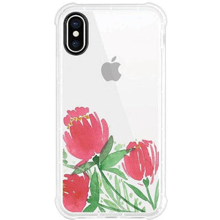 OTM Phone Case, Tough Edge, Pretty Flowers