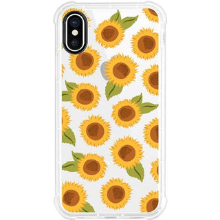 OTM Phone Case, Tough Edge, Sunflowers