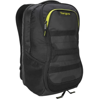 "Targus Work + Play TSB944US Carrying Case (Backpack) for 16"" Notebook - Black, Green"