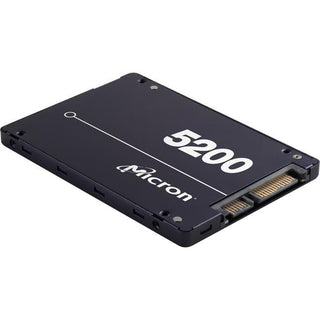 "Micron 5200 5200 MAX 480 GB Solid State Drive - 2.5"" Internal - SATA (SATA-600) - Mixed Use"