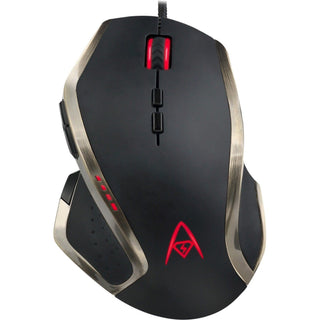 Adesso iMouse X3 Multi-Color Programmable Gaming Mouse