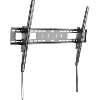 "StarTech.com Flat Screen TV Wall Mount - Tilting - For 60"" to 100"" VESA Mount TVs - Steel - Heavy Duty TV Wall Mount - Low-Profile Design - Fits Curved TVs"