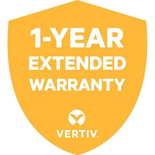 Vertiv 1 Year Extended Warranty for Vertiv Liebert GXT4 5000VA 230V UPS Includes Parts and Labor