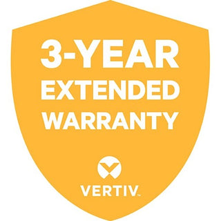 Vertiv 3 Year Extended Warranty for Vertiv Liebert GXT4 700VA 120V UPS Includes Parts and Labor