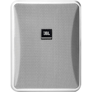 JBL Professional Control Control 25-1 2-way Indoor-Outdoor Wall Mountable Speaker - 200 W RMS - White