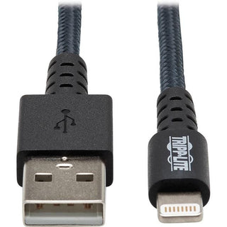 Tripp Lite Heavy Duty Lightning to USB Sync-Charge iPad iPhone Apple 10ft