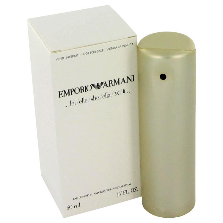 EMPORIO ARMANI by Giorgio Armani Eau De Parfum Spray 1.7 oz for Women