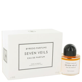 Byredo Seven Veils by Byredo Eau De Parfum Spray (Unisex) 3.4 oz for Women