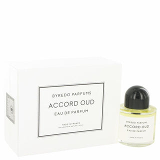 Byredo Accord Oud by Byredo Eau De Parfum Spray (Unisex) 3.4 oz for Women