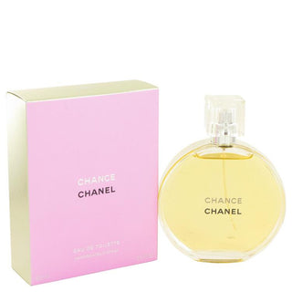Chance by Chanel Eau De Toilette Spray oz for Women