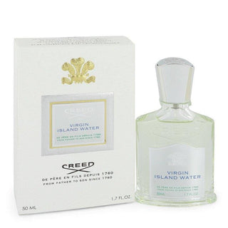 Virgin Island Water by Creed Eau De Parfum Spray (Unisex) 1.7 oz for